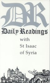 Daily Readings with Isaac of Syria