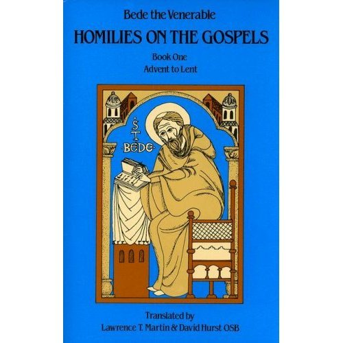Homilies on the Gospel (Bede the Venerable) - Book 1