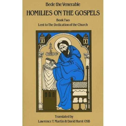 Homilies on the Gospel (Bede the Venerable) - Book 2