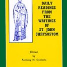Daily Readings From the Writings of St. John Chrysostom