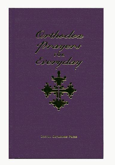 Orthodox Prayers for Everyday (Hardcover - Pocket-Sized)