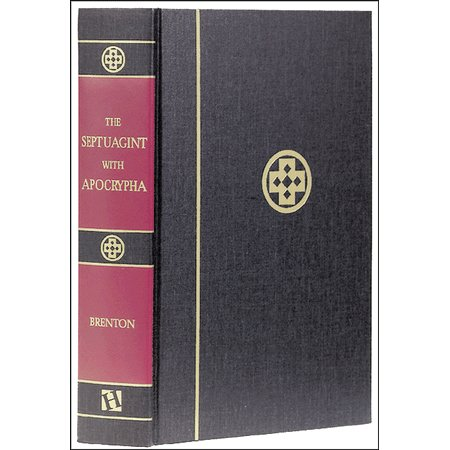 The Septuagint with Apocrypha (Greek and English)