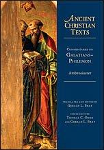 Commentaries on Galatians--Philemon