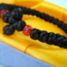 33-Knot Wrist Prayer Rope with Cross in Gift Box