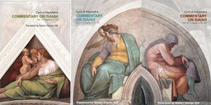 Cyril of Alexandria - Commentary on Isaiah (3 volumes)