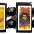 Bodiless Powers Icon Bracelet (Wood)
