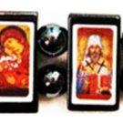 North American Saints Bracelet (Wood)