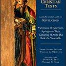 Latin Commentaries on Revelation