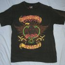 Vintage AEROSMITH rock t-shirt sz-M  *$2 US SHIPPING*