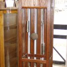 L&JG Stickley mission arts&crafts oak grandfather clock