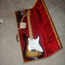 ORIGINAL 1956 Fender stratocaster ...NEAR MINT!!!!