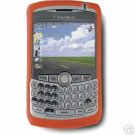 OEM BlackBerry CURVE 8300 8320 Rubber Silicone skin RED