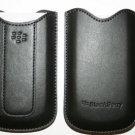 OEM Blackberry Pearl 8100 8120 in pocket Case Pouch