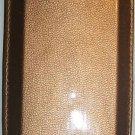 In pocket case-Light Brown for Motorola Razr2 V8 V9 V9m