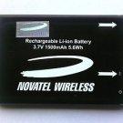 OEM Novatel Wireless Sprint MiFi 4082 3G/4G Battery Mobile Hotspot  40115118.003