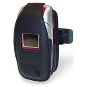 New OEM Samsung t209 Leather Fitted Case