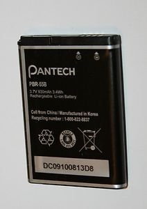Lot of 10 Used OEM PANTECH Battery PBR-55B Impact P7000 930mAh