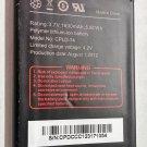 OEM Coolpad Quattro Standard Battery Model #: CPLD-74   1600mAh