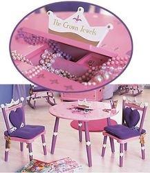 Princess Table/2 Chair set
