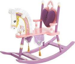 Kiddie-Ups Princess Rocking Horse