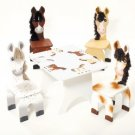 Pony Table and Chairs Set