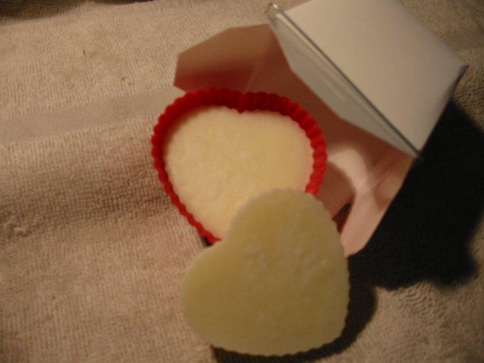Cocoa Butter Heart Truffle