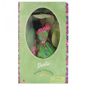 MATTEL SPECIAL EDITION BARBIE DOLL