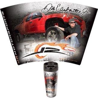 Jr Motorsports 07' Travel Mug 16oz. Wincraft set of 2