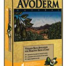 AVODERM NATURAL CHICKEN & RICE 17.5#