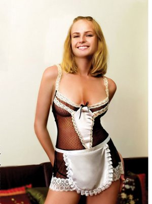 French Maid Costume - 80242