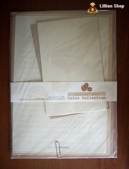 "OhMyGod letter set-""Color Collection"""