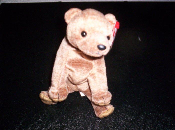 Beanie Baby: Pecan