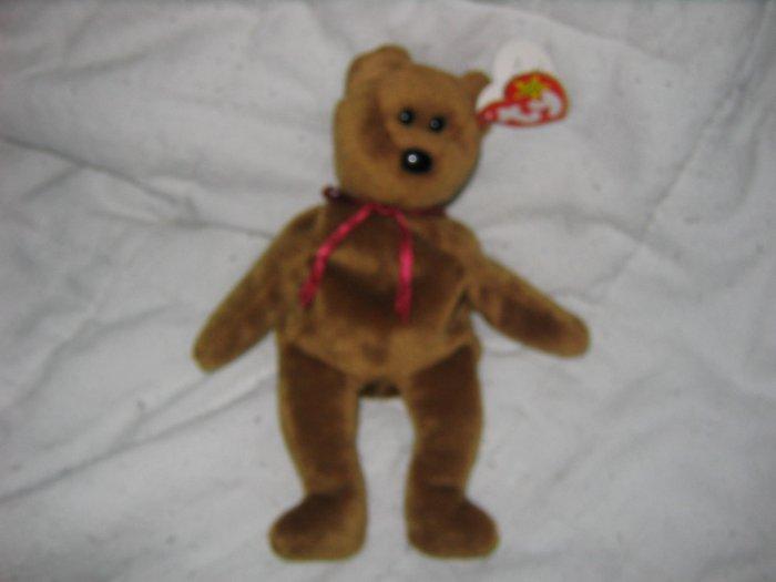Beanie Baby: Teddy