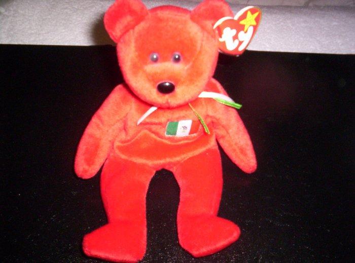 Beanie Baby: Osito the Bear