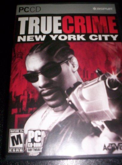 True Crime New York City: PC