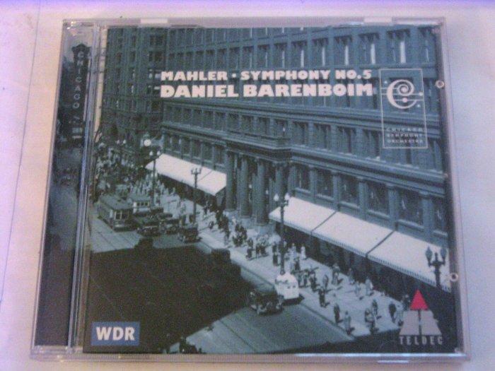 Mahler's Symphony No. 5 (Barenboim)