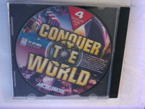 Conquer The World (4 Game PC Set)
