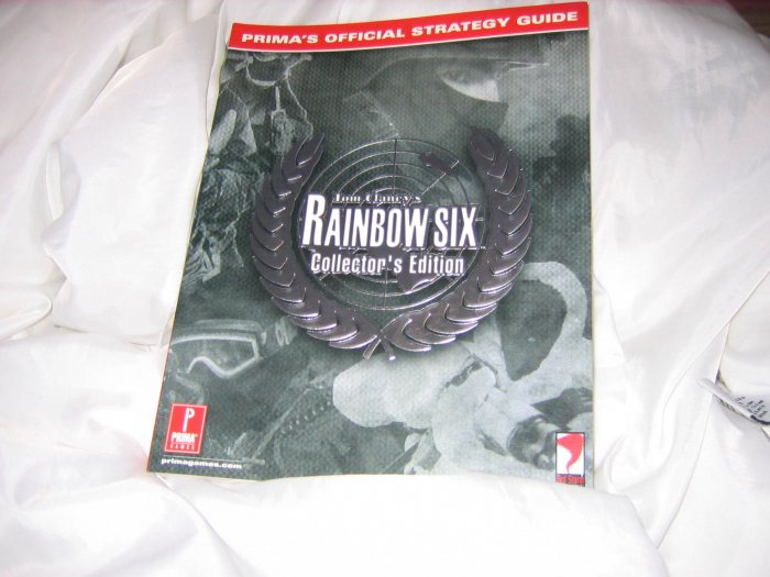 Rainbow Six Collector's Edition Strategy Guide
