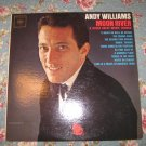 Andy Williams' Moon River 33 1/3 rpm