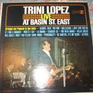Trini Lopez: Live at Basin St. East 33 1/3 rpm