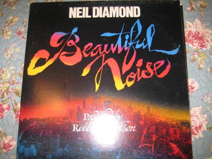 Neil Diamond's Beautiful Noise 33 1/3 rpm