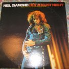 Neil Diamond's A Hot August Night 33 1/3 rpm