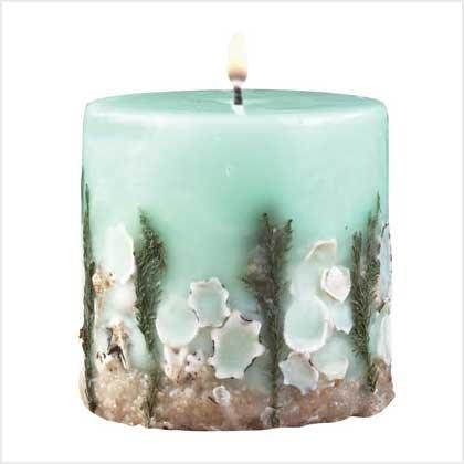 Ocean Scene Candle - 33546