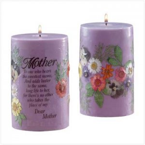Mom Candle - 29550