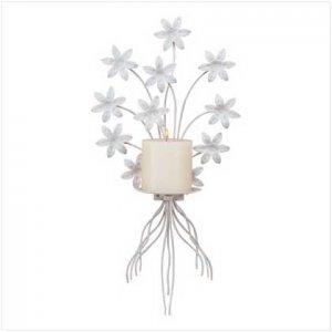 Bouquet Candle Sconce - 32033