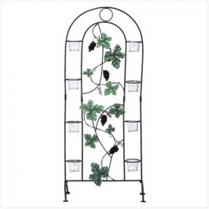 Grapevine Candleholder Screen - 34141