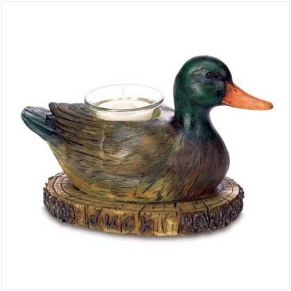 Duck Tealight Holder - 38002