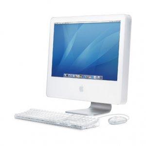 "Apple Imac 1.8ghz 20""160gb hd wifi os included"