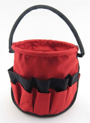Mini-Party Bucket Red/Black