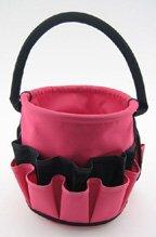 Mini-Party Bucket Pink/Black
